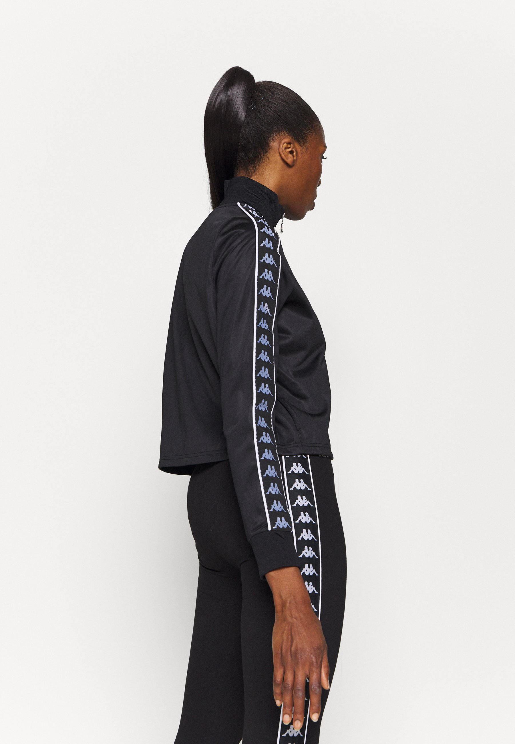 Factory Sale Women's Clothing Kappa HASINA Training jacket caviar an12A6ajC