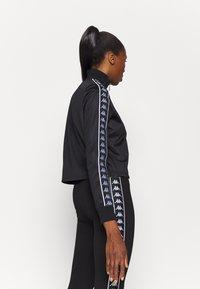 Kappa - HASINA - Training jacket - caviar - 2
