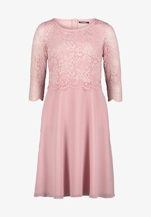 Cocktail dress / Party dress - foggy rose