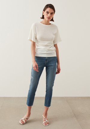 JEAN PANTS - Slim fit jeans - indigo