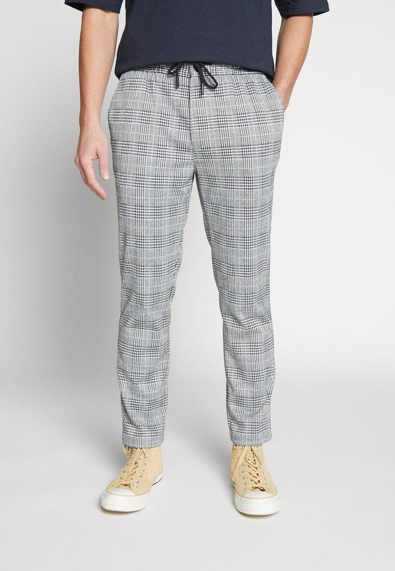 Topman - WHYATT - Pantaloni - grey