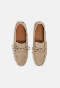 Selected Homme - SERGIO DRIVE - Mocassini - sand - 3
