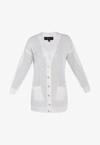 faina - Cardigan - white - 4