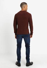 Pier One - Pullover - mottled brown - 2