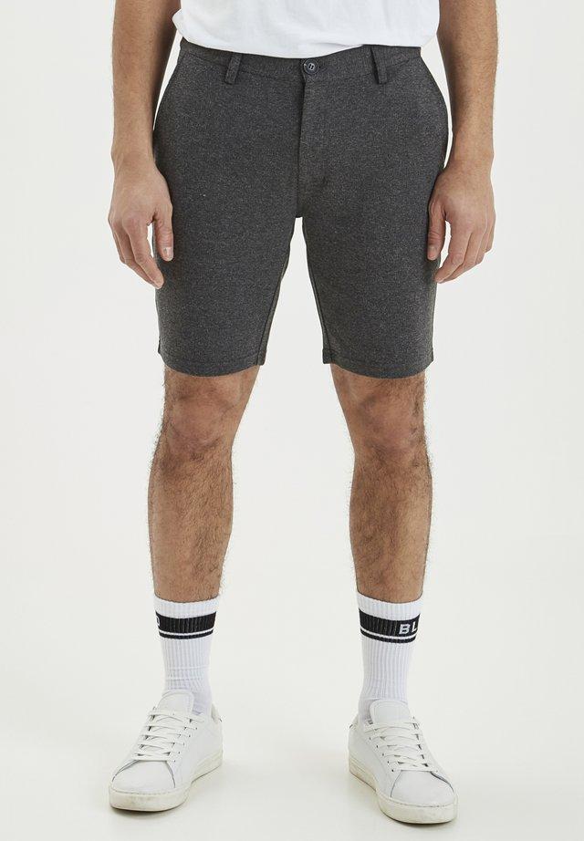 Shorts - mottled dark grey