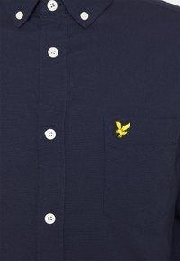 Lyle & Scott - OXFORD - Shirt - navy - 6