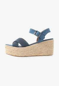 Refresh - High heeled sandals - jeans - 1