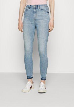 CARRIE - Jeans Skinny - light blue denim