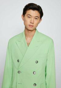 BOSS - 2 PIECE SET - Suit - open green - 5