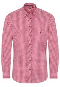 Spieth & Wensky - Shirt - rot - 0