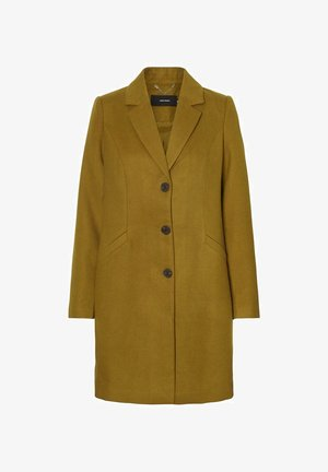 Classic coat - fir green