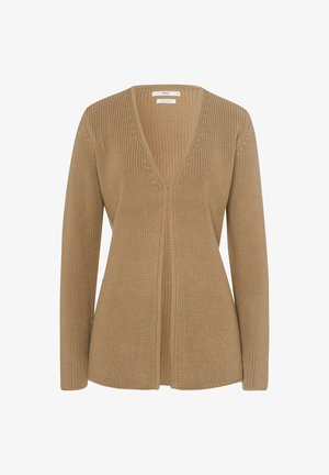 STYLE ANIQUE - Strickjacke - sand