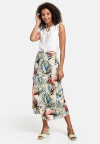 Taifun - A-line skirt - multi-coloured - 1