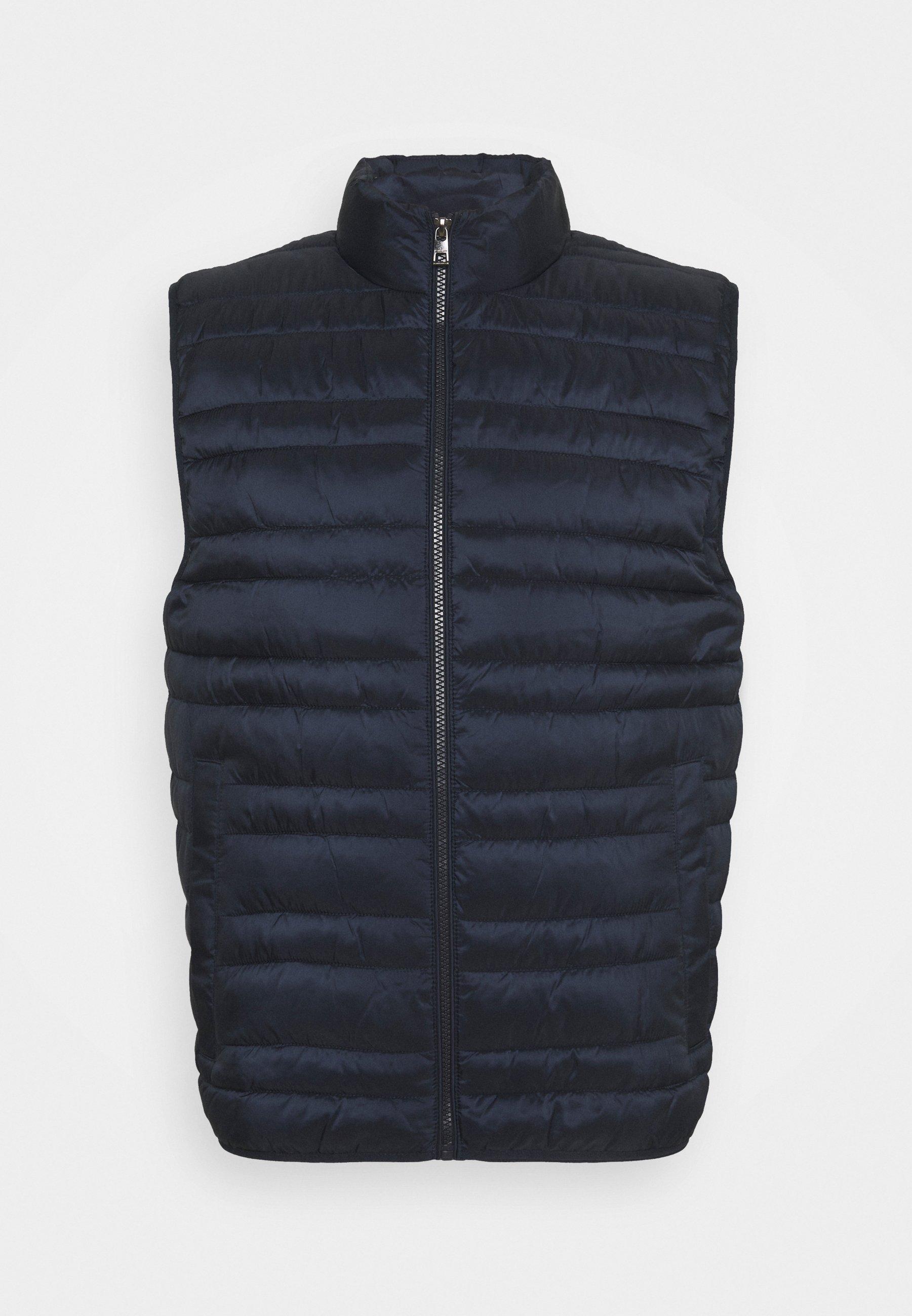 Men LIGHTWEIGHT QUILTED VEST - Waistcoat