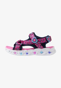 Skechers - HEART LIGHTS - Sandalen - pink - 0