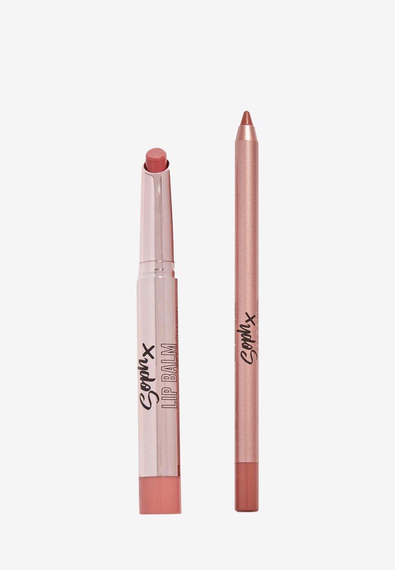 Make up Revolution - REVOLUTION X SOPH LIP KIT - Makeup set - candy icing