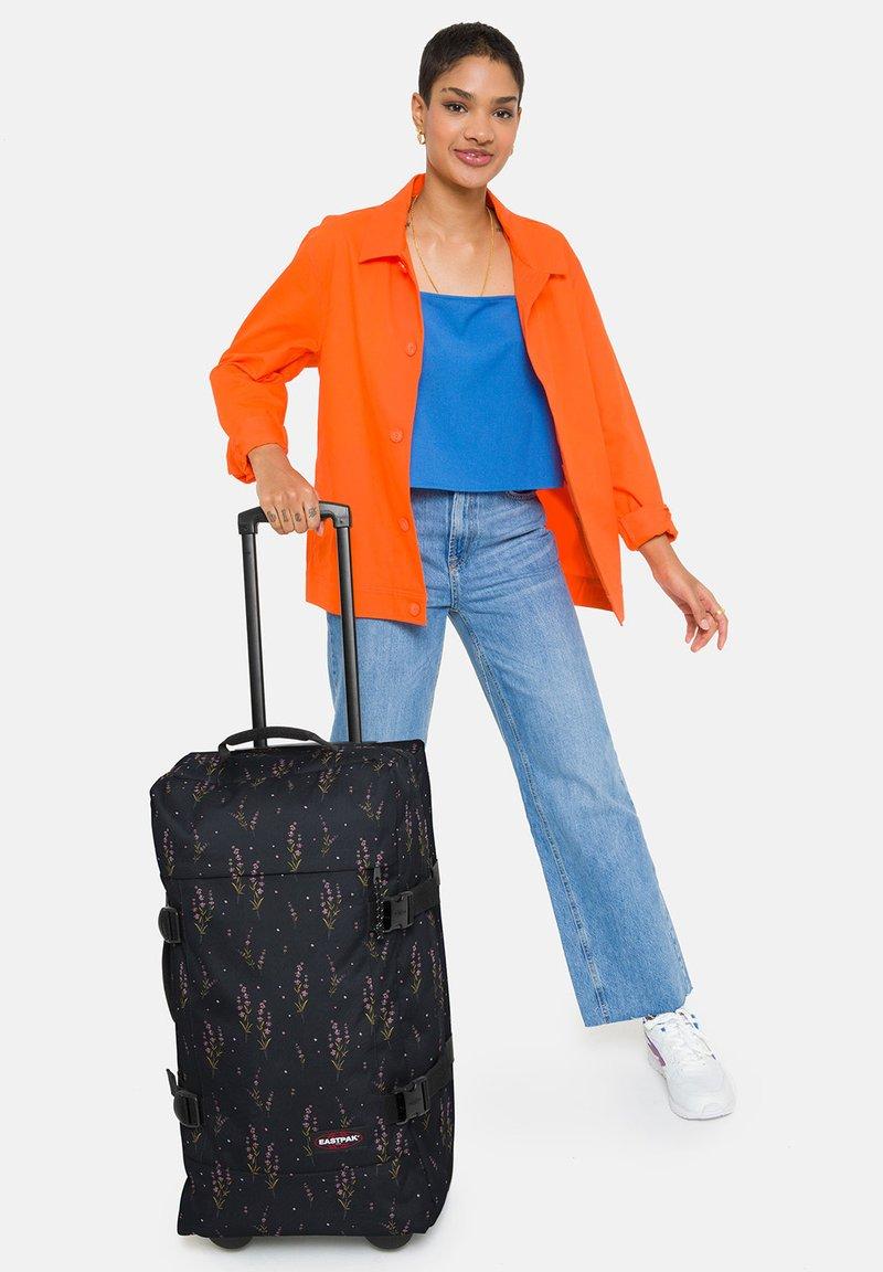 Eastpak - Wheeled suitcase - wild black