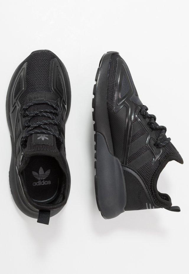 ZX 2K - Sneakersy niskie - core black/grey six