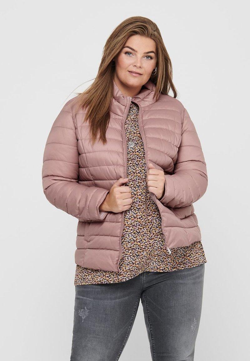 ONLY Carmakoma - Winter jacket - burlwood