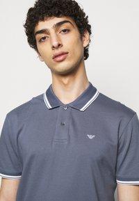 Emporio Armani - Polo shirt - grey - 3