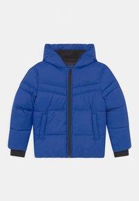 BOSS Kidswear - PUFFER - Zimní bunda - wave blue - 0