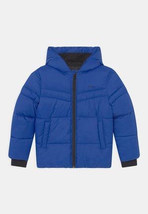 PUFFER - Zimní bunda - wave blue