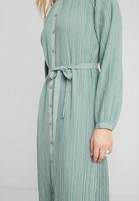 Love Copenhagen - INES PLEATED DRESS - Day dress - faded green - 5