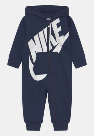 ALL DAY PLAY COVERALL UNISEX - Jumpsuit - obsidian