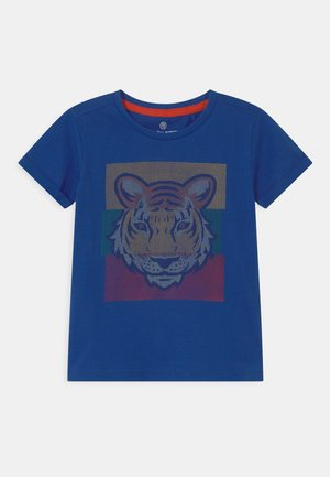SMALL BOYS  - T-shirt print - nautical blue