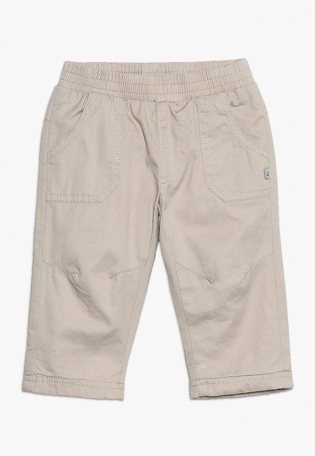 Pantaloni - beige melange