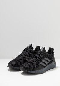 adidas Performance - QUESTAR RIDE - Laufschuh Neutral - core black/night metallic/grey six - 2