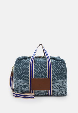 SIGNATURE  - Weekend bag - light blue