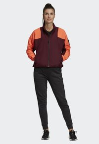adidas Performance - BACK-TO-SPORT LINED INSULATION JACKET - Sports jacket - red - 1