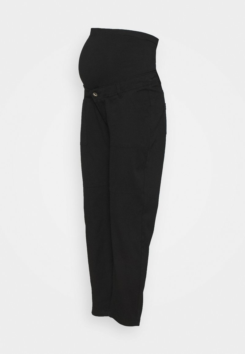 Forever Fit - Relaxed fit jeans - black