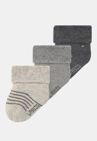 Lässig - NEWBORN 3 PACK UNISEX - Socks - multi-coloured - 0