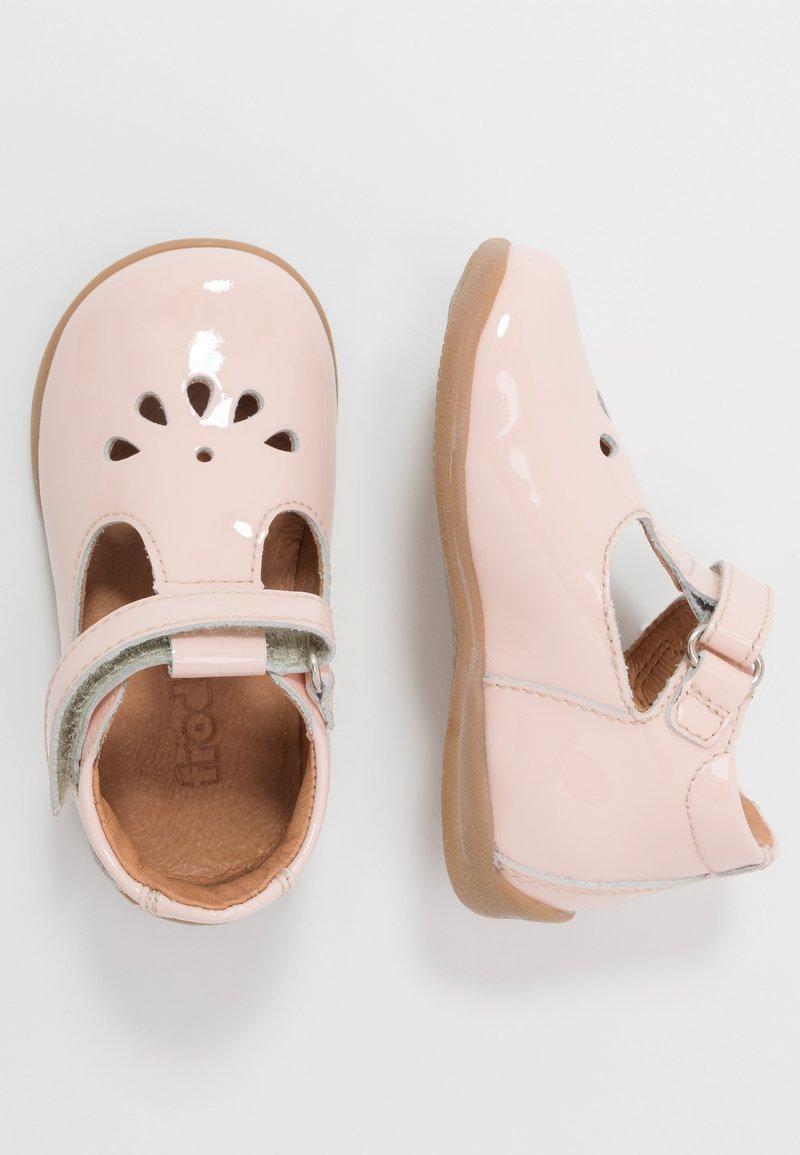 Froddo - GIGI SLIM FIT - Dětské boty - pink