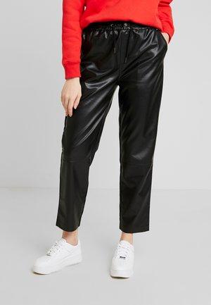 MOIRA - Trousers - black