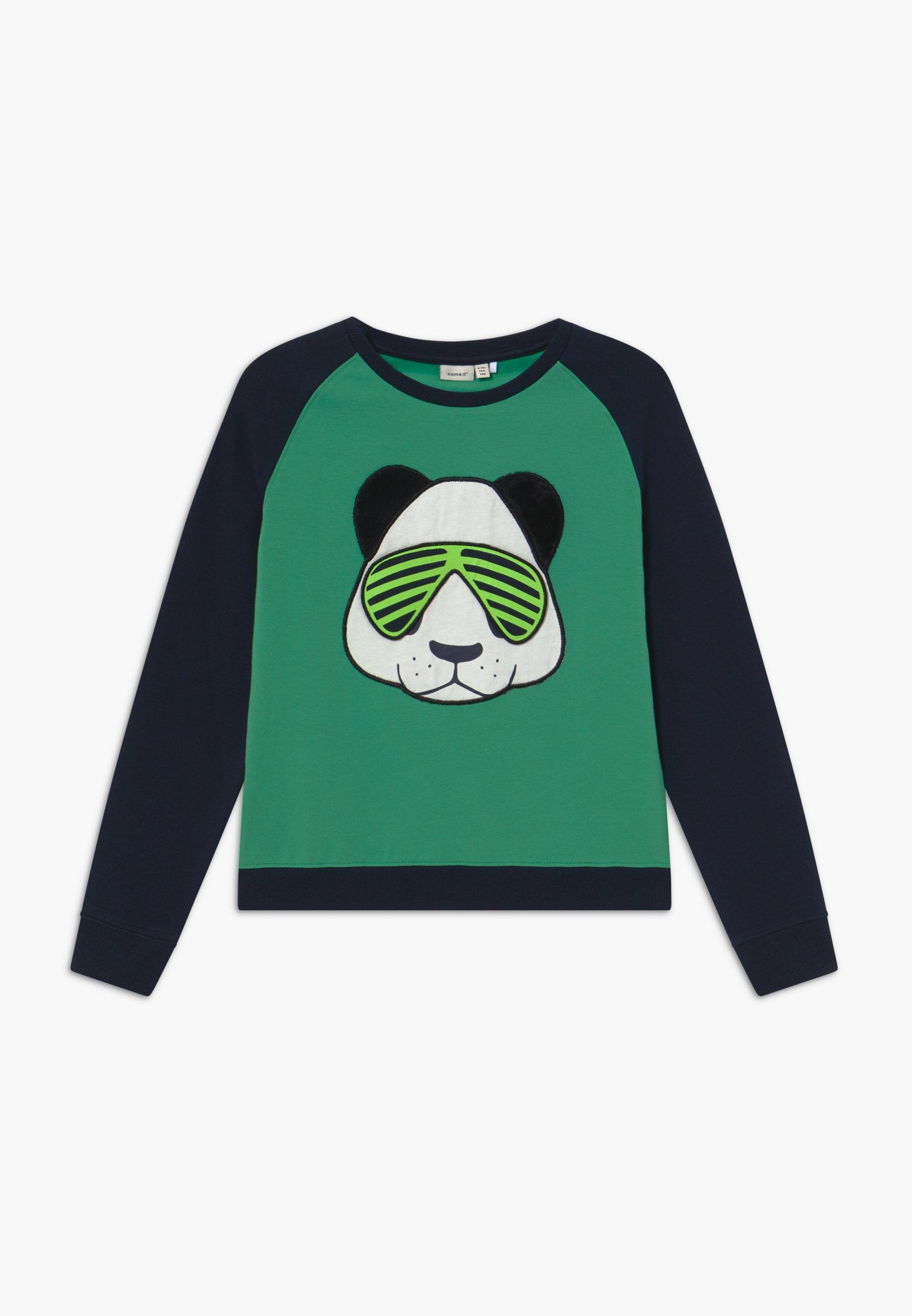 Große Förderung Name it NMMTOPANDO LIGHT - Sweatshirt - leprechaun | Damenbekleidung 2020