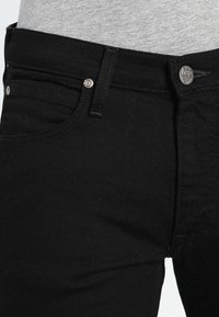 Lee - LUKE - Jeansy Slim Fit - clean black - 3