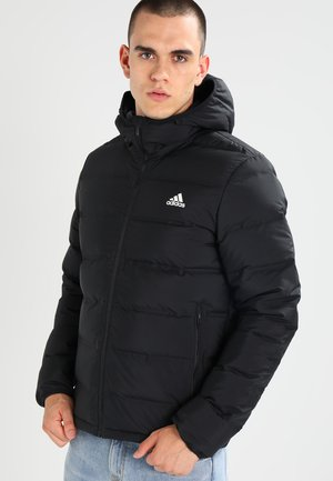 HELIONIC DOWN JACKET - Winterjacke - black