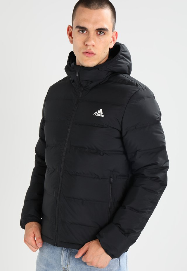 HELIONIC DOWN JACKET - Veste d'hiver - black