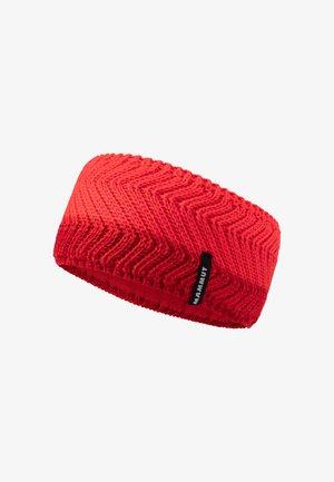 LA LISTE - Ear warmers - magma-spicy
