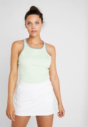 CLUB TANK - Camiseta de deporte - glow green