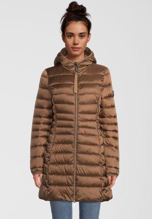CIMEL - Winter coat - dunkelbeige