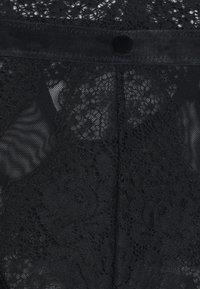 Hunkemöller - MAUREEN - Thong - caviar - 2