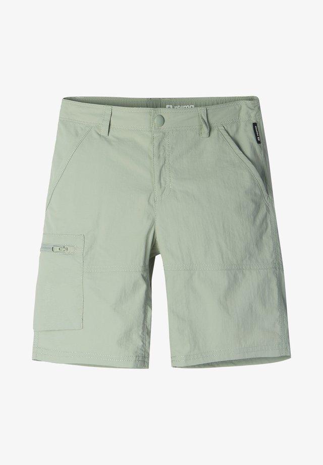 ELOISIN - Shorts - sage green