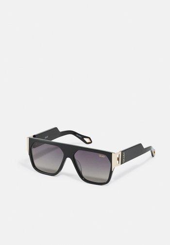 GO OFF - Sluneční brýle - black