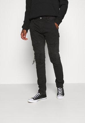 WEAVER - Slim fit jeans - black