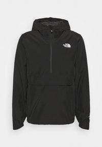 The North Face - WATERPROOF FANORAK - Hardshell jacket - black - 4