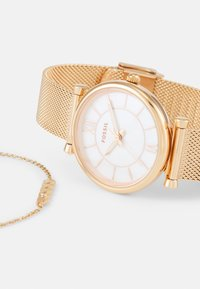 Fossil - CARLIE SET - Reloj - rose gold-coloured - 5